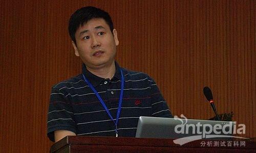 西北工业大学生命科学院实验中心 贾斌主任-第三届中国生命科学公共图片