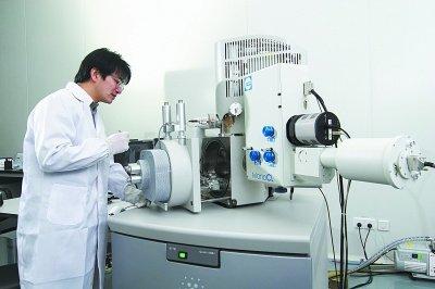 苏州工业园区纳米测试平台