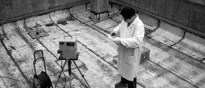 上海启用全部辐射检测 设备,24小时不间断监控(图)