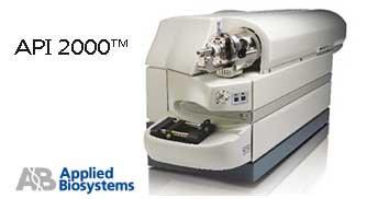 API 2000三重四极杆液质联用仪