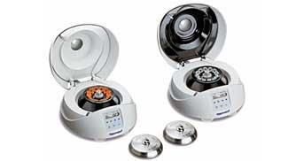 MiniSpin® 和 MiniSpin® plus 个人型高速离心机
