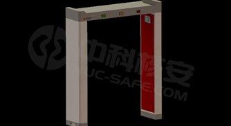 CRMS2000-BE通道式行人放射性监测系统(非核素识别型)