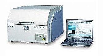 日本精工SEA1000AII能量色散型X射线荧光分析仪(Hazardous Substance Monitor)