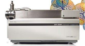 API 5000三重四极杆液质联用仪
