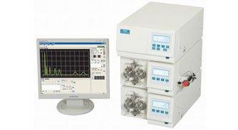 LC-100plus 二元高压高效液相色谱仪
