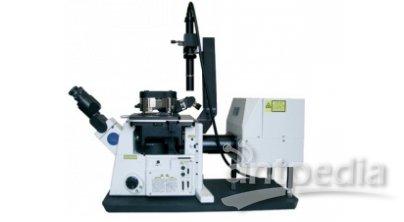 全球第一台与共聚焦联用的原子力显微镜