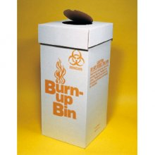 Fisherbrand™ Burn-up Bin™ 生物危害废物盒