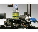 液體混合過程分析測試系統