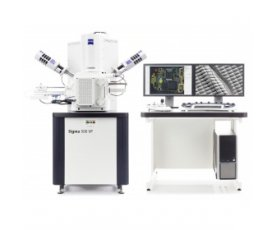 蔡司(ZEISS)SIGMA 500/VP高分辨率場發射掃描電鏡
