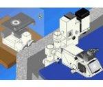 自動化放射性材料研究顯微鏡 Leica Telatom