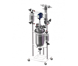 10L Advanced Pilot Reactor, Cilyndrical, Jacketed Vertical应用,10L Advanced Pilot Reactor, Cilyndrical, Jacketed Vertical报价,10L Advanced Pilot Reactor, Cilyndrical, Jacketed Vertical参数,报价,