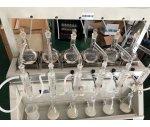 經濟型單孔單控溫一體化蒸餾儀JTZL-6Y