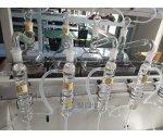 北京一體化蒸餾儀JTZL-6分子蒸餾儀廠家