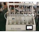 全自動一體化蒸餾儀JTZL-6氨氮分子蒸餾儀