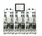 平行生物反應系統