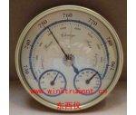 溫濕度氣壓計三合一氣象站