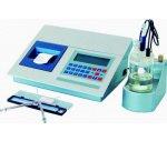 庫侖法微量水測定儀