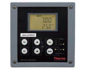 alpha-pH2000D 差分pH/ORP 控制器(壁掛式安裝)