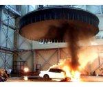 FESTEC 10MW 熱釋放速率測試裝置